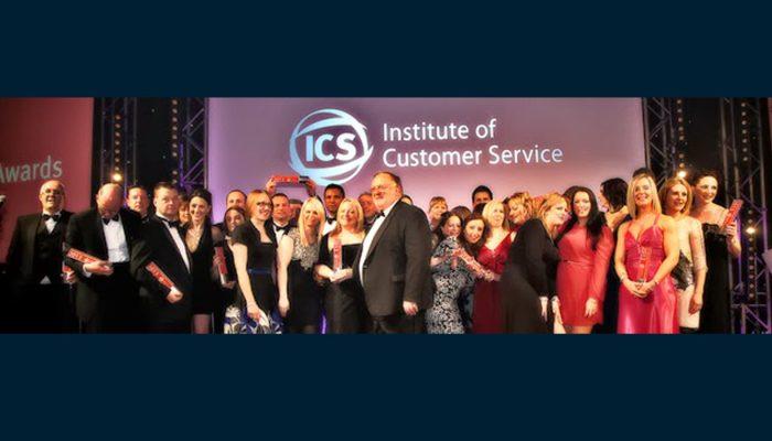 Martek get nominated for an Institute of Customer Service award!