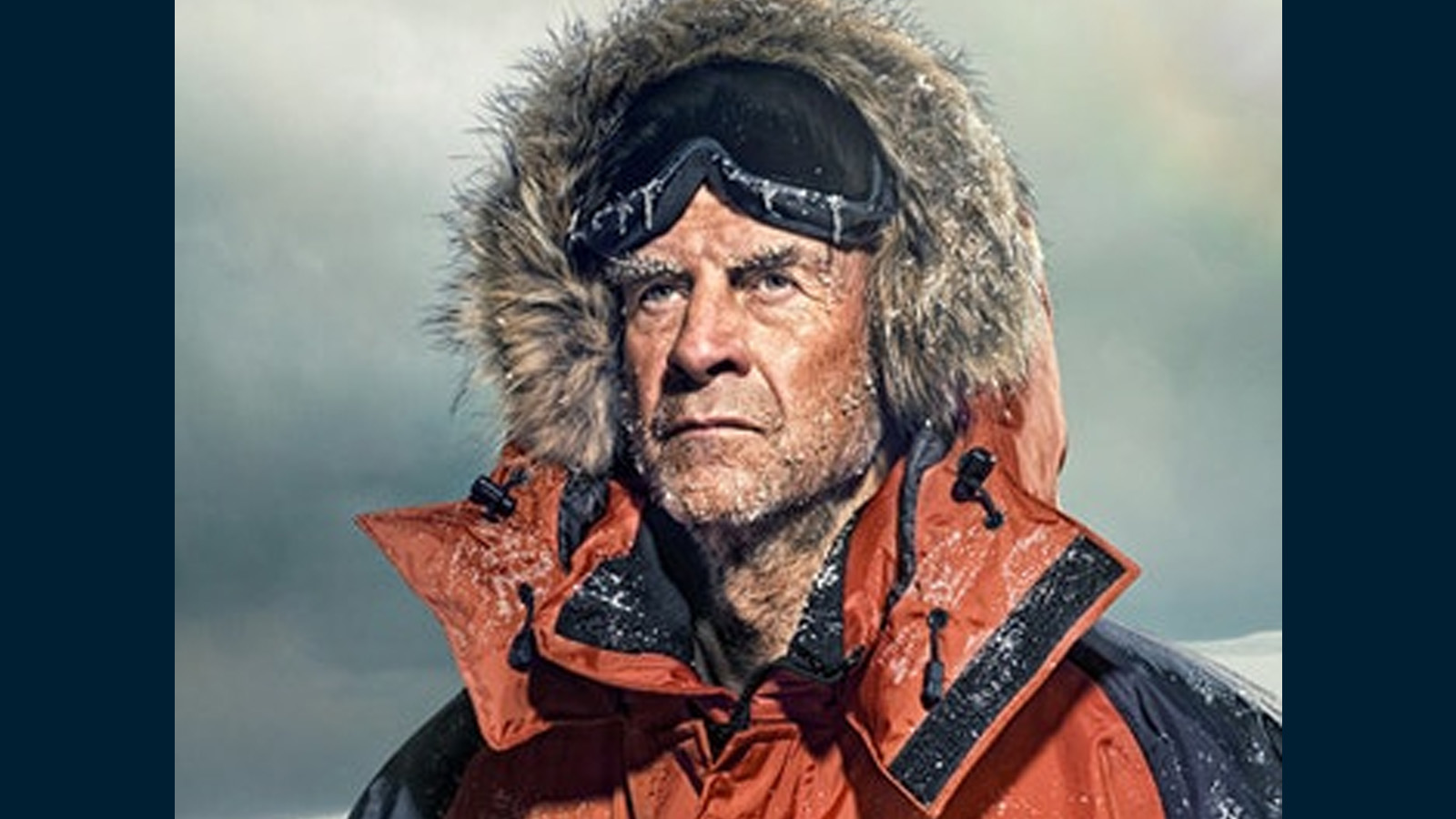 Sir Ranulph Fiennes owes life to AED