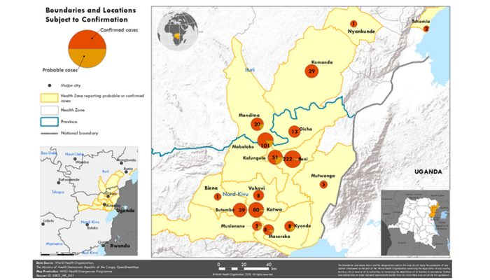 Kivu Ebola Outbreak - What you need to know
