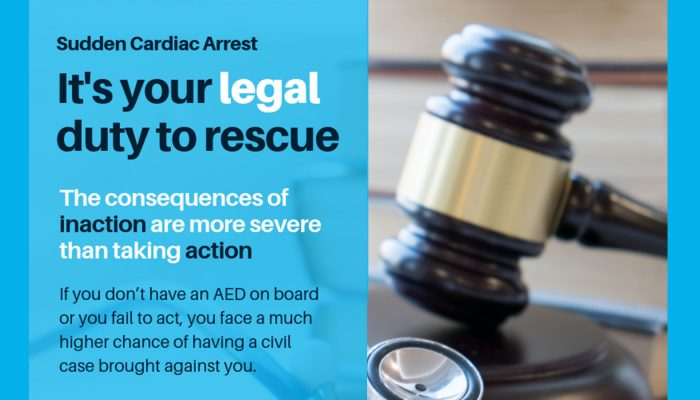 Can I Be Held Liable For Using An AED?