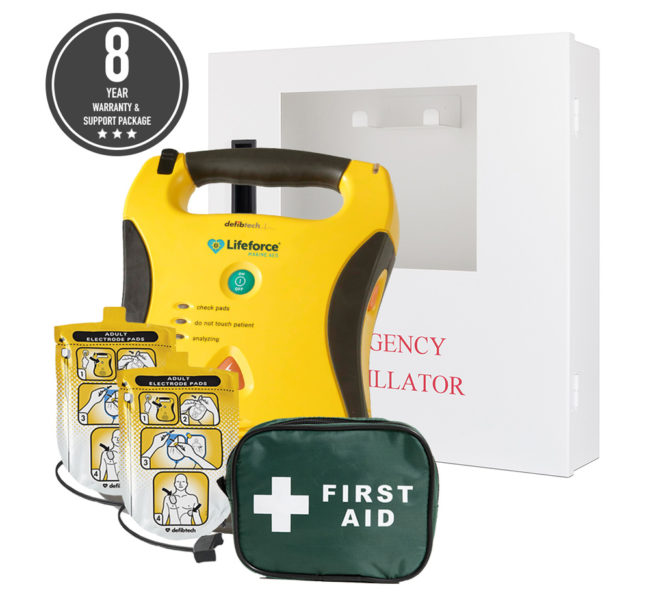 LIFEFORCE® AED – Gold Package