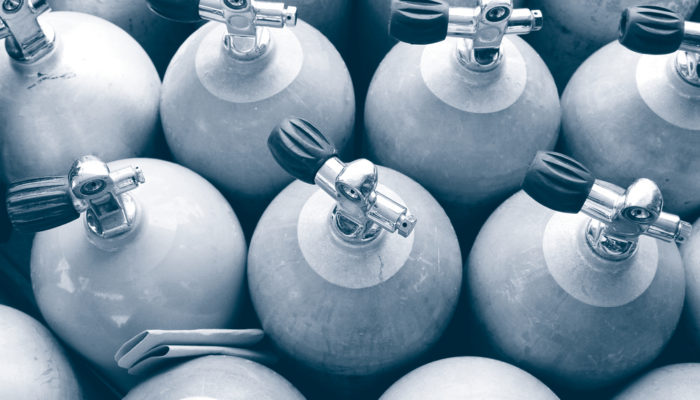 How to simplify your supply of calibration gases