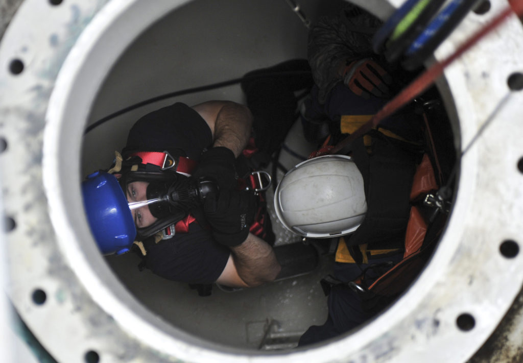 What is an Emergency Escape Breathing Device?