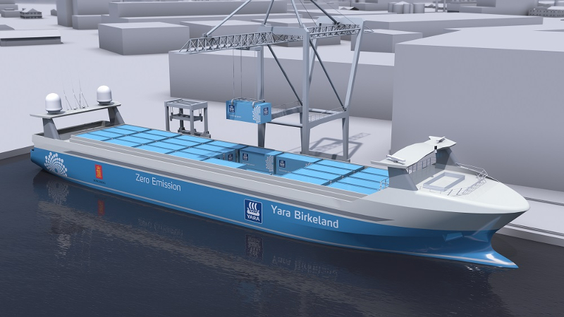 Automation for Maritime: The Future of Shipping and Ports