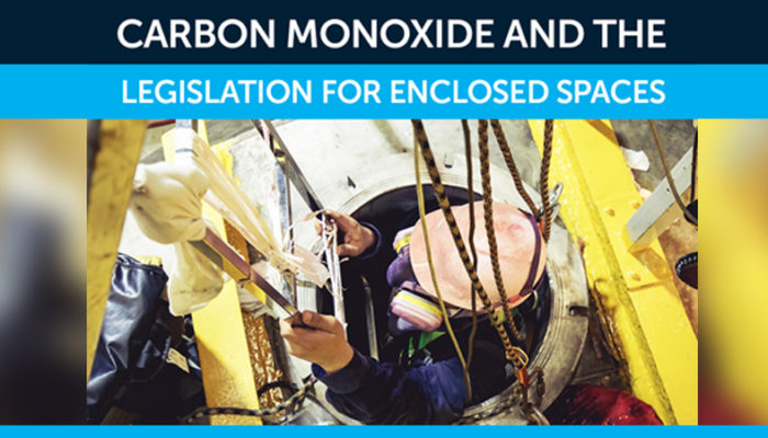 Carbon Monoxide and the Legislation for Enclosed Spaces