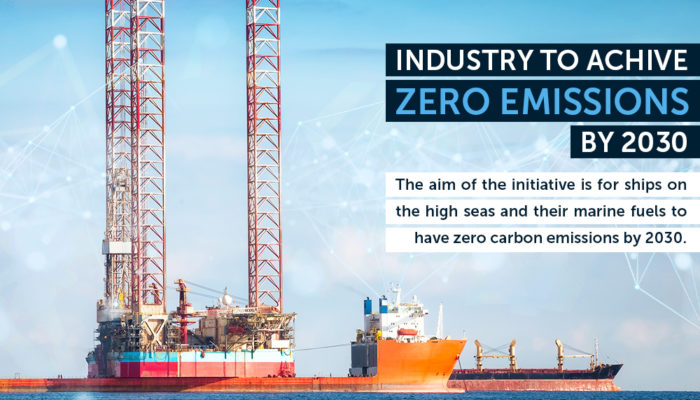 Industry To Achieve Zero Emissions By 2030