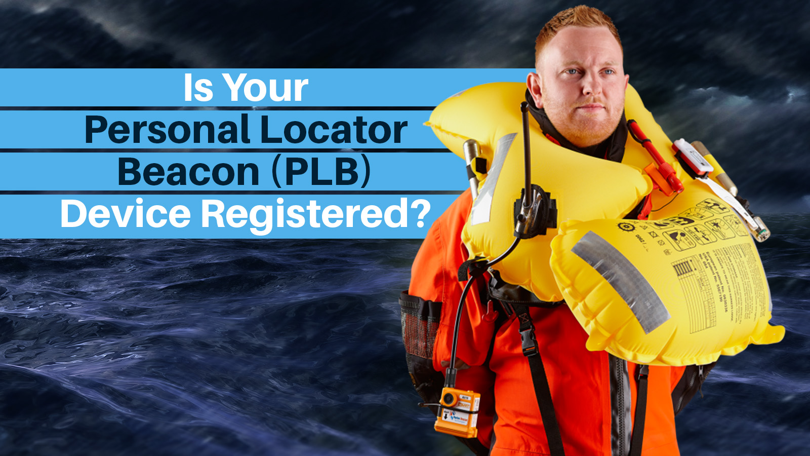 Is your PLB Device Registered?