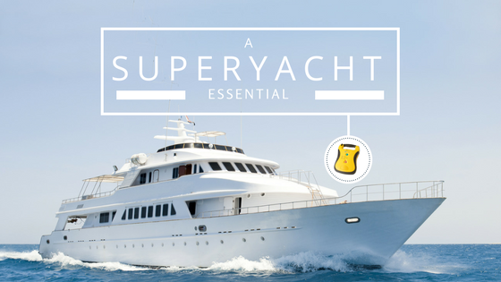 Superyachts: Lifeboat – check, Lifejackets - check, Defibrillator - ??