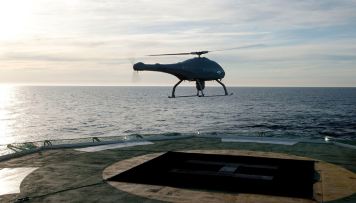 Are drones the future of marine surveying?