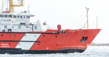 Canadian Coast Guard To Install ECDIS