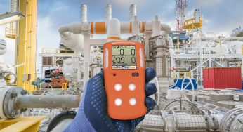 Gas Detection: What is a 4-gas detector? | Martek Marine