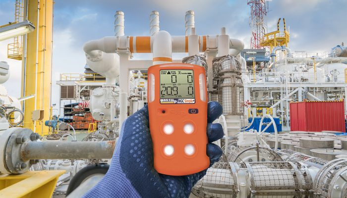 What 4 Gases Does A 4 Gas Monitor Detect?