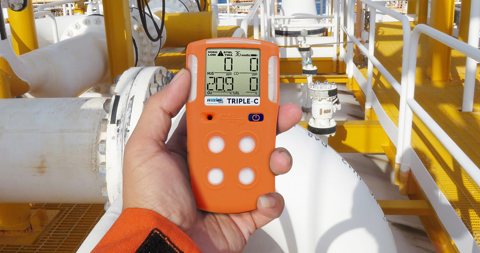 Why you should have portable gas detection on your vessel
