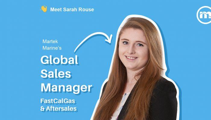Meet The Team - Sarah Rouse