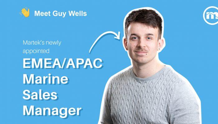Meet The Team - Guy Wells - EMEA/APAC Marine Sales Manager